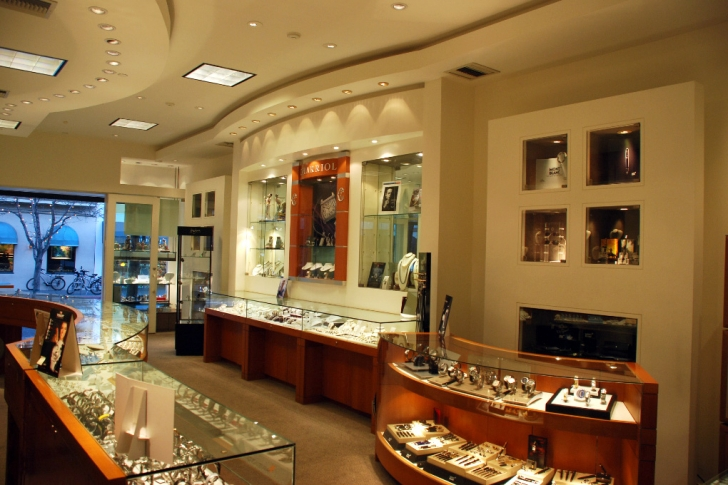 Jewelery Store by Kasten Builders