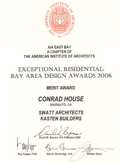 Design Award Kasten Builders