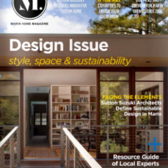 Kasten builders home on cover of Design Issue