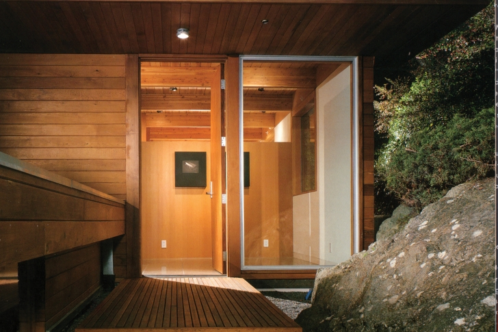 Entry Way at Toyon Home
