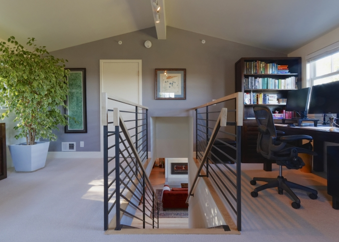Office Space in Custom Mill Valley home